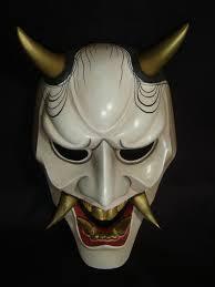 japanese demon mask google search masks pinterest japanese