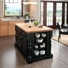 butcher block portable kitchen island wheeled kitchen islands altmine co