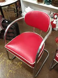 c dianne zweig kitsch u0027n stuff mid century barbershop chair