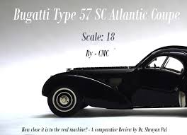 bugatti type 57sc atlantic review cmc bugatti type 57 sc atlantic coupe