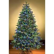 prelit sequoia tree wayfair