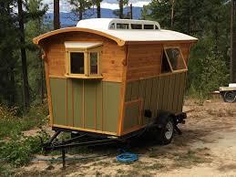 Outdoor Shower And Toilet Tiny Vardo U2013 6 U0027x10 U2032 Vardo Has A Pull Out Queen Bed 12v Led