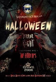 the crown room terror night halloween bayside tickets the