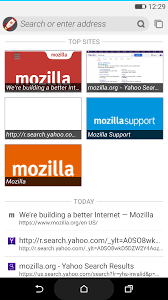 mozilla firefox android apk firefox os 2 5 developer preview an experimental android app