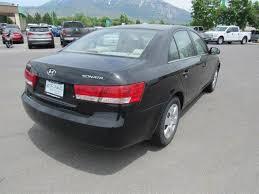 2007 black hyundai sonata 2007 hyundai sonata sedan in utah for sale 54 used cars from 813