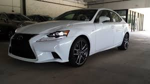 lexus is 350 awd or rwd i test drove a 2014 lexus is350 f sport today thoughts and review