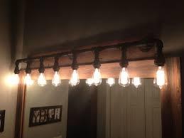 Black Vanity Lighting Elegant Black Bathroom Vanity Light Wood Bathroom Vanity Light Bar