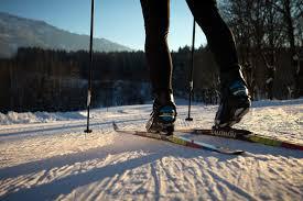cross country skiing in saalfelden leogang saalfelden
