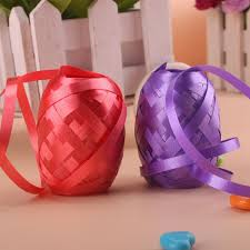 ribbons wholesale 6 roll balloon ribbon 0 5cm width 10m plastic ribbon wholesale gift