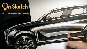 온스케치 car sketch