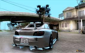 honda jdm jdm honda s2000 for gta san andreas