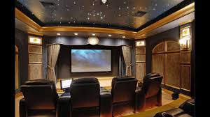 home theater room decor home interior design simple simple under