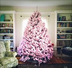 pink christmas tree i m dreaming of a pink christmas pink trees christmas tree and