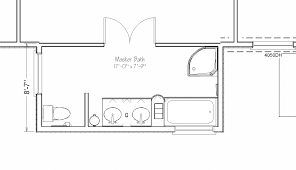 small master bathroom floor plans design with small master