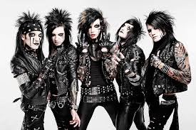 black veil black veil brides andy biersack on rib shattering fall i was