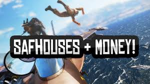 just cause 3 buying safehouses u0026 properties plane hangers