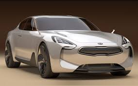 Kia Gt Concept Car Future Cars Kia Motors America