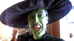 spirit halloween props wizard of oz wicked witch of the west from spirit halloween youtube