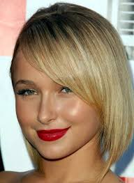 best haircut for heart shaped face and thin hair short hairstyles for heart shaped faces best hair style