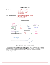 Fire Evacuation Plan For Care Homes by Creating An Emergency Binder The Personal Documents Part 2