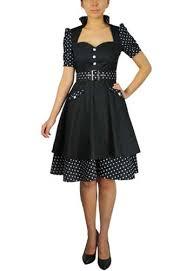 dot plus size pin up clothing dresses vintage reproduction dress