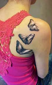 18 best images about tats on butterfly tattoos on back
