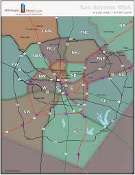 Austin Texas Map by Maps Showing Real Estate Submarkets For Austin San Antonio Msa U0027s