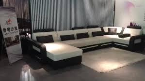 Genuine Leather Sofa Sets Top Quality Royal Design Sectional Corner Genuine Leather Sofa