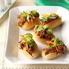 asian pulled pork sandwiches recipe taste of home