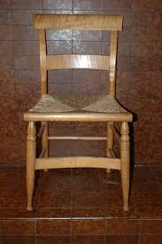 Maple Chairs 19th Century Sheraton Tiger Maple Chairs
