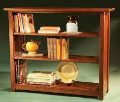 Built In Bookshelf Plans Free Stickley Bookcase Popular Woodworking Magazine