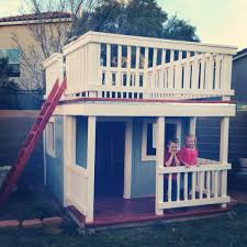 outside playhouse plans loft for pallet playhouse baby toys pinterest pallet