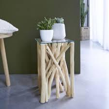 canapé bois flotté meubles en teck massif de qualité à bas prix
