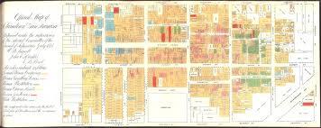Map San Francisco by San Francisco History 1885 Chinatown Map
