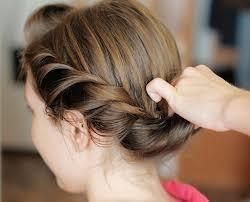 Schnelle Hochsteckfrisuren D Ne Haare by Hochsteckfrisur Schnell Und Einfach Asktoronto Info