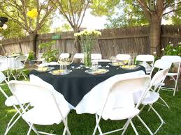 rent table and chairs marvelous corporate luncheon atlanta rental white black resin