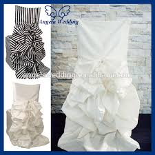 ch001c wholesale cheap curly willow ivory and chagne ruffled