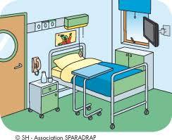 d ta chambre comment va être ta chambre l hôpital enfants la santé les