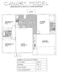 Single Story Floor Plans Floorplans