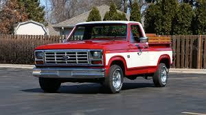 Ford F150 Truck Generations - 1985 ford f150 pickup f238 indy 2015