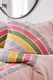 Rainbow Comforter Set Rainbow Striped Comforter Urban Outfitters