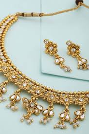 wedding jewellery sets gold jewellery set buy wedding jewellery sets online at craftsvilla