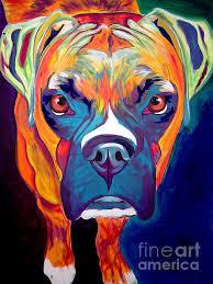 boxer dog art boxer dog art art animals pinterest fine art prints art