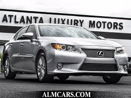 2017 lexus es 350 white 2014 used lexus es 350 4dr sedan at atlanta luxury motors serving