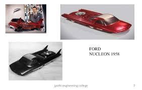 ford nucleon neeraj nuclear power car