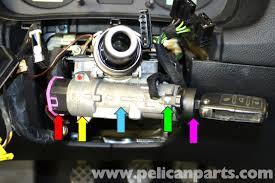 volkswagen golf gti mk iv ignition switch and lock cylinder