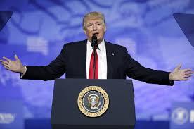 Trump Kumbaya Trump Speech What To Watch For When President Makes 1st Address