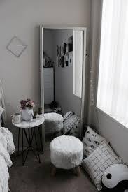 Black White Grey Marble Minimalist Gold Bedroom Decor
