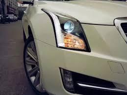cadillac ats headlights 2015 cadillac ats bixenon led headlights buy ats led headlights