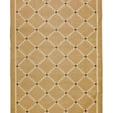 shailee light brown u0026 blue u0026 cream dhurrie rug mahout lifestyle